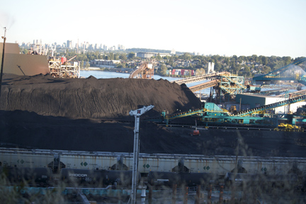 Coal Port of North Vancouver